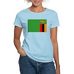 Zambia Women's Light T-Shirt