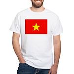Viet Nam White T-Shirt