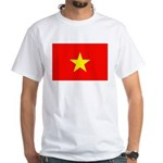 Viet Nam White T-Shirt