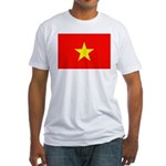 Viet Nam Fitted T-Shirt