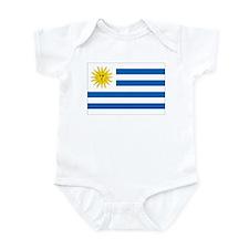 Uraguay Infant Bodysuit