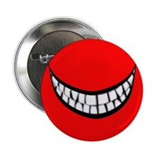 "Big Smile 2.25"" Button (100 pack)"