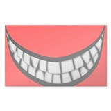 Big Smile Decal
