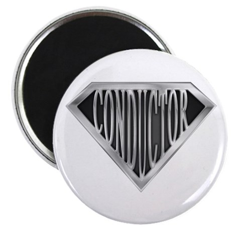 "SuperConductor(metal) 2.25"" Magnet (10 pack)"