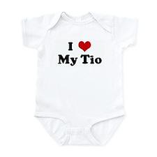 I Love My Tio Infant Bodysuit