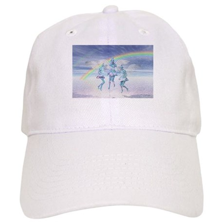 Angels and Rainbows Cap