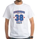 Colorado 38 White T-Shirt