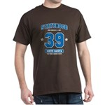North Dakota 39 Dark T-Shirt