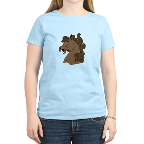 Brown Horse Women's Light T-Shirt