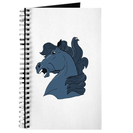 Blue Horse Journal