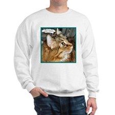 Maine Coon Cat Sweatshirt