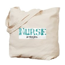 Nurse in Progress Tote Bag