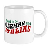 German Italian Small Mug
