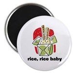 Rice Rice Baby Magnet