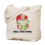 Rice Rice Baby Tote Bag