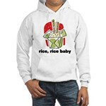Rice Rice Baby Hooded Sweatshirt