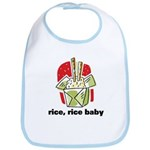 Rice Rice Baby Bib
