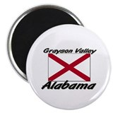 Grayson Valley Alabama Magnet