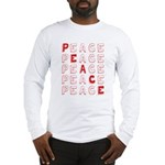 Pro-Peace  Long Sleeve T-Shirt