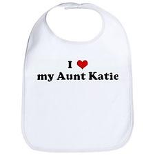 I Love my Aunt Katie Bib