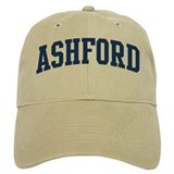 ASHFORD design (blue) Baseball Cap