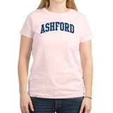 ASHFORD design (blue) T-Shirt