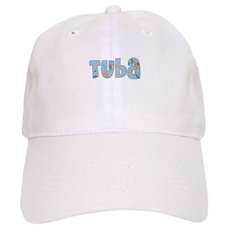 Patterned Tuba Cap