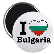 "I love Bulgaria 2.25"" Magnet (100 pack)"