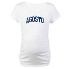 AGOSTO design (blue) Shirt