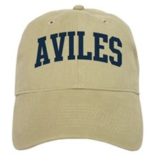 AVILES design (blue) Baseball Cap
