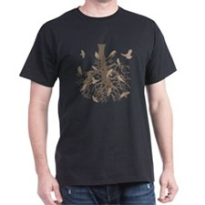 Tree Ravens Bird T-Shirt
