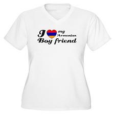 I love my Armenian Boyfriend T-Shirt