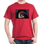 Edvard Munch, Vampire Dark T-Shirt