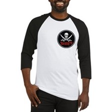 Savvy? Pirate Flag Baseball Jersey