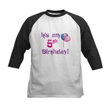 It's My 5th Birthday Tee