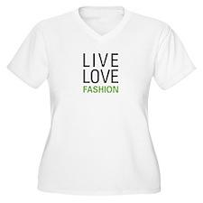 Live Love Fashion T-Shirt