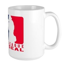 Major League Seal 2 - NAVY Mug