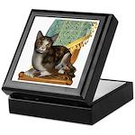 Cat (Calico) Keepsake Box