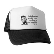 John F. Kennedy 2 Trucker Hat