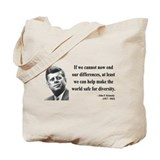 John F. Kennedy 4 Tote Bag