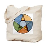 Pentacle Tote Bag