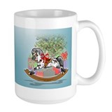 Rocking Horse With Gifts Mug