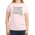 John F. Kennedy 6 Women's Light T-Shirt