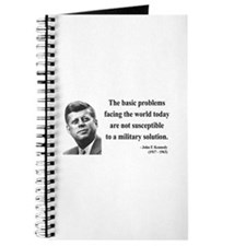 John F. Kennedy 7 Journal