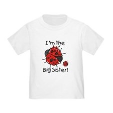 I'm the Big Sister Ladybug T