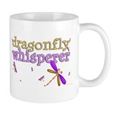 Dragonfly Whisperer 2 Small Mugs
