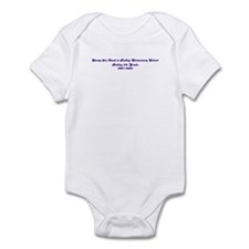 Stomp Out Loud at Radley Elem Infant Bodysuit