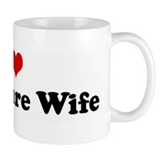 I Love My Future Wife Mug