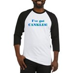 CANKLES! Baseball Jersey