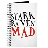 Stark Raven Mad Journal
